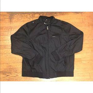 Men's Members Only Classic Jacket Black 3M1131